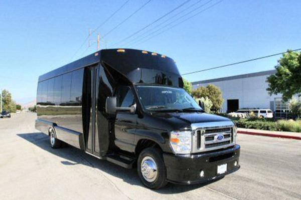 22 passenger party bus Baltimore
