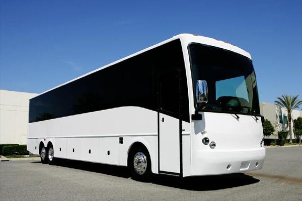 50 passenger charter bus rental Baltimore