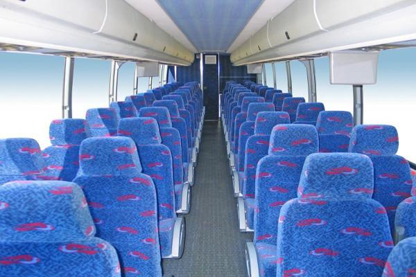 50 person charter bus rental Baltimore