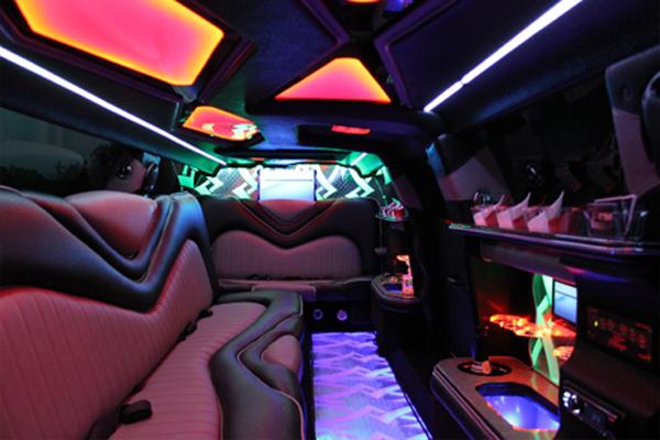 Chrysler 300 limo rental Baltimore