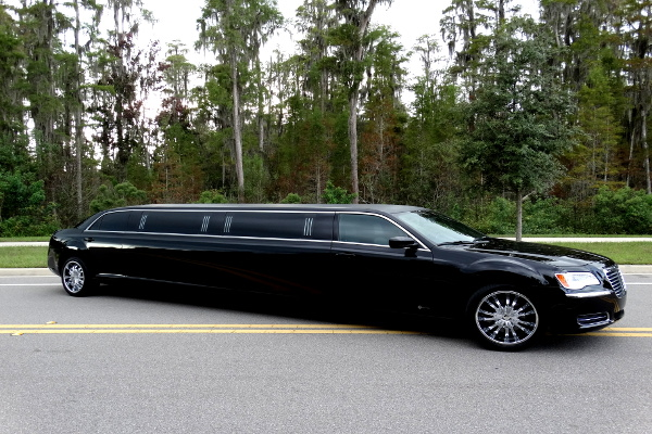 Chrysler 300 limo service Baltimore