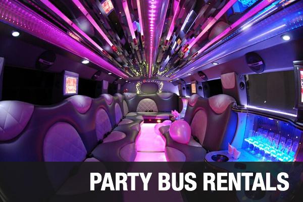 Party bus Rentals Baltimore