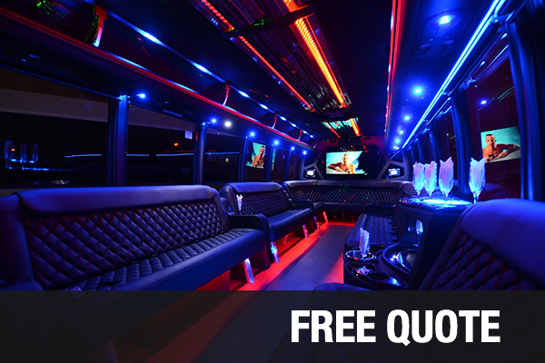 party buses for rental Baltimore