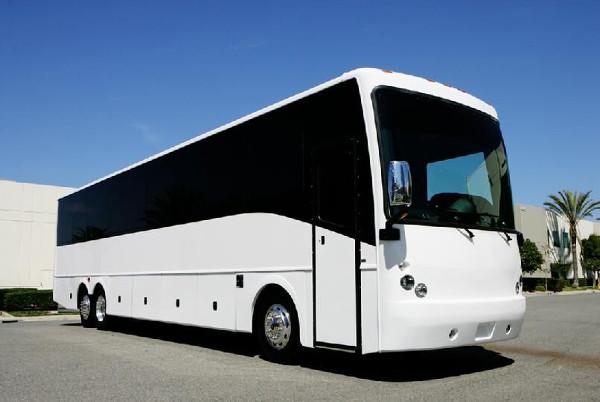 Baltimore 50 Passenger Charter Bus